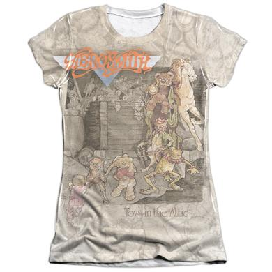 Aerosmith Junior's Shirt | TOYS IN THE ATTIC Junior's Tee