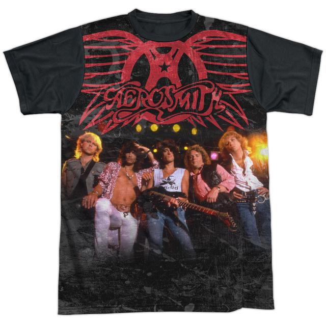 Aerosmith Tee | STAGE Shirt