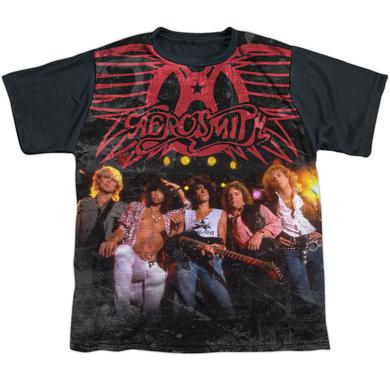 Aerosmith Youth Shirt | STAGE Tee