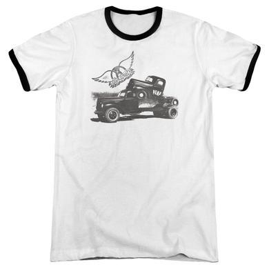 Aerosmith Shirt | PUMP Premium Ringer Tee
