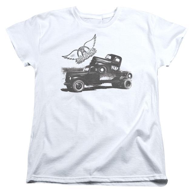 Aerosmith Women's Shirt | PUMP Ladies Tee