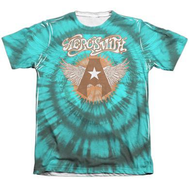 Aerosmith Shirt | TIE DYE Tee