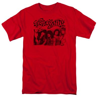 Aerosmith Shirt | OLD PHOTO T Shirt