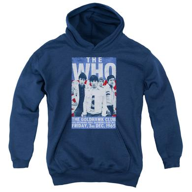 The Who Youth Hoodie | GOLDHAWK POSTER Pull-Over Sweatshirt