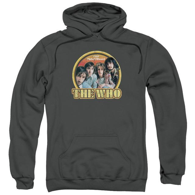 The Who Hoodie | 1969 PINBALL WIZARD Pull-Over Sweatshirt