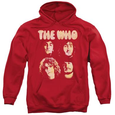 The Who Hoodie | WHO BOYS Pull-Over Sweatshirt
