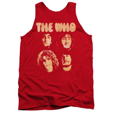 Tank Top | WHO BOYS Sleeveless Shirt