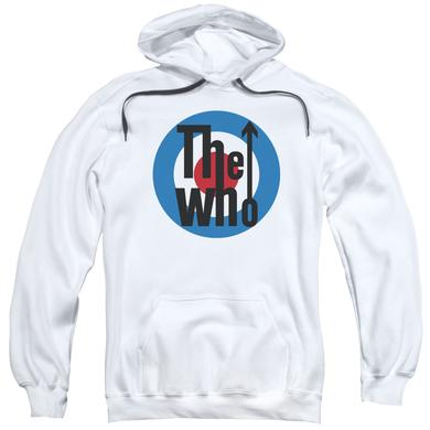The Who Hoodie | LOGO Pull-Over Sweatshirt