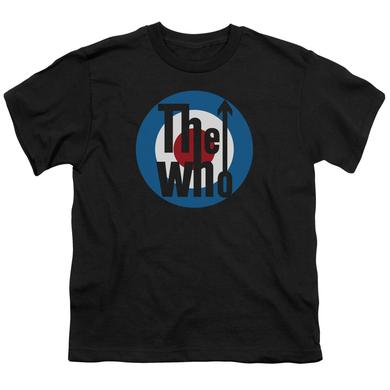 The Who Youth Tee | LOGO Youth T Shirt