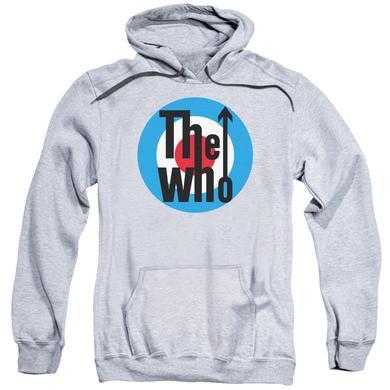 The Who Hoodie | LOGO Pull-Over Sweatshirt