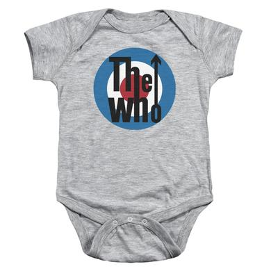 The Who Baby Onesie | LOGO Infant Snapsuit