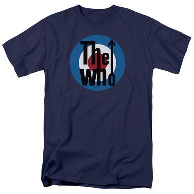 The Who Shirt   LOGO T Shirt