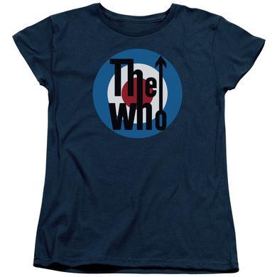 The Who Women's Shirt | LOGO Ladies Tee