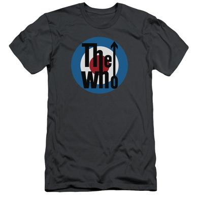 The Who Slim-Fit Shirt | LOGO Slim-Fit Tee