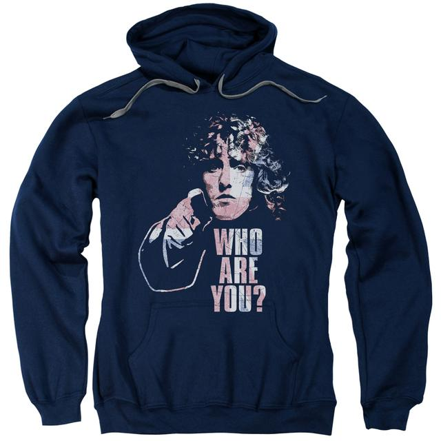 The Who Hoodie | YOU Pull-Over Sweatshirt
