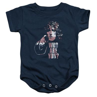 The Who Baby Onesie | YOU Infant Snapsuit
