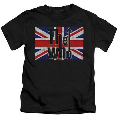 The Who Kids T Shirt | FLAG LOGO Kids Tee