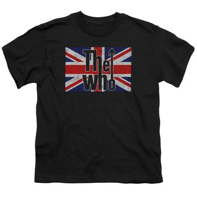 The Who Youth Tee | FLAG LOGO Youth T Shirt