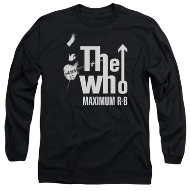 The Who T Shirt | MAXIMUM R&B Premium Tee