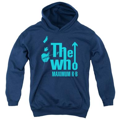 The Who Youth Hoodie | MAXIMUM R&B Pull-Over Sweatshirt