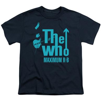 The Who Youth Tee | MAXIMUM R&B Youth T Shirt
