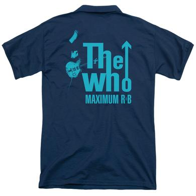 The Who MAXIMUM R&B (BACK PRINT)
