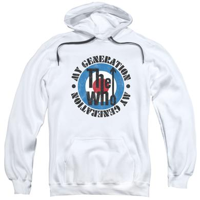 The Who Hoodie | MY GENERATION Pull-Over Sweatshirt