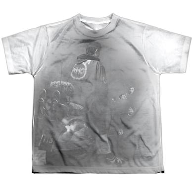 The Who Youth Shirt | QUADRO FADED Sublimated Tee
