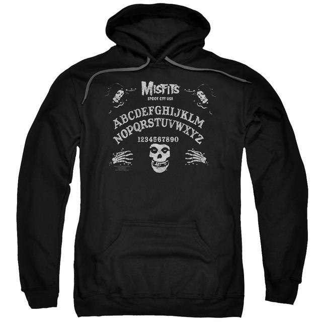 The Misfits Hoodie   OUIJA BOARD Pull-Over Sweatshirt