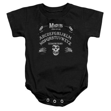 The Misfits Baby Onesie | OUIJA BOARD Infant Snapsuit