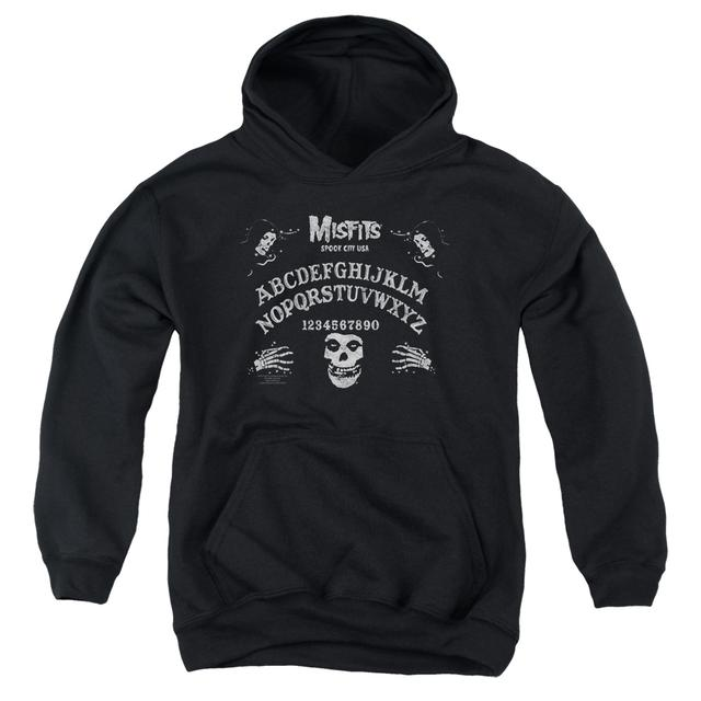 The Misfits Youth Hoodie | OUIJA BOARD Pull-Over Sweatshirt
