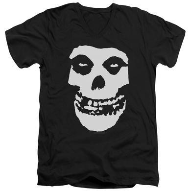 The Misfits T Shirt (Slim Fit)   FIEND SKULL Slim-fit Tee
