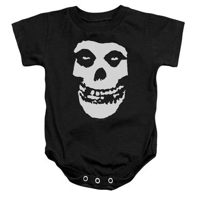 The Misfits Baby Onesie | FIEND SKULL Infant Snapsuit
