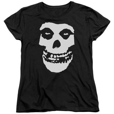 The Misfits Women's Shirt | FIEND SKULL Ladies Tee