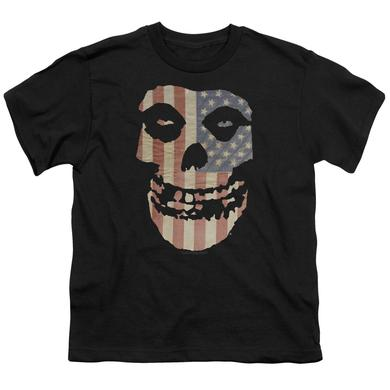 The Misfits Youth Tee | FIEND FLAG Youth T Shirt