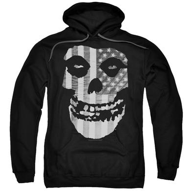 The Misfits Hoodie | FIEND FLAG Pull-Over Sweatshirt