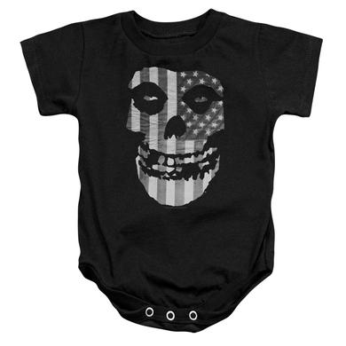 The Misfits Baby Onesie | FIEND FLAG Infant Snapsuit