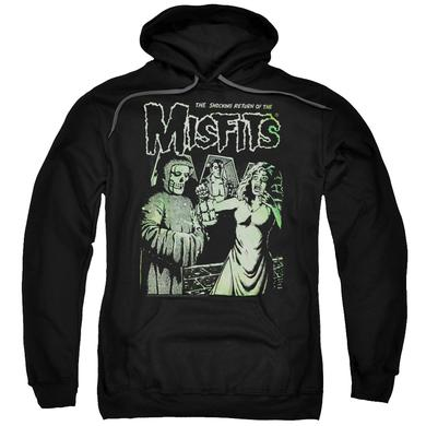 The Misfits Hoodie | THE RETURN Pull-Over Sweatshirt