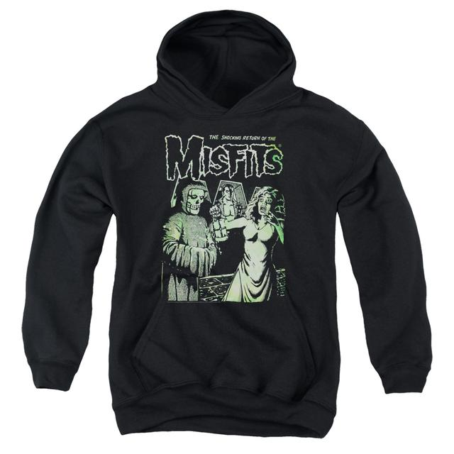 The Misfits Youth Hoodie | THE RETURN Pull-Over Sweatshirt