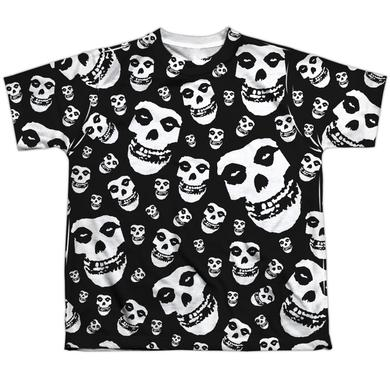 The Misfits Youth Shirt | FIENDS ALL OVER Sublimated Tee