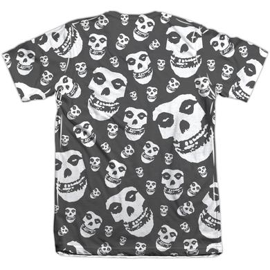 The Misfits Shirt | FIENDS ALL OVER (FRONT/BACK PRINT) Tee