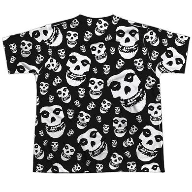 The Misfits Youth Shirt | FIENDS ALL OVER (FRONT/BACK PRINT) Sublimated Tee