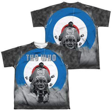 The Who Youth Shirt | MODROPHENIA (FRONT/BACK PRINT) Sublimated Tee