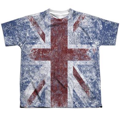 The Who Youth Shirt | UNION JACK Sublimated Tee
