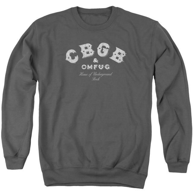 CBGB TATTERED LOGO