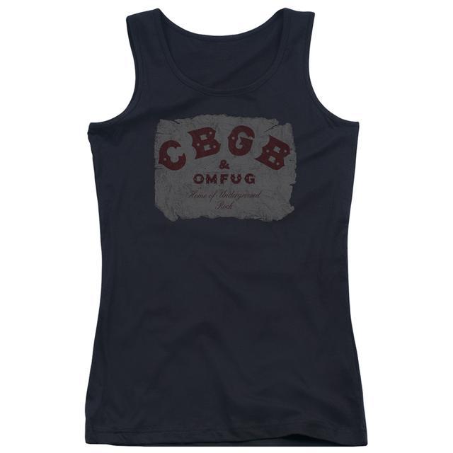 CBGB CRUMBLED LOGO