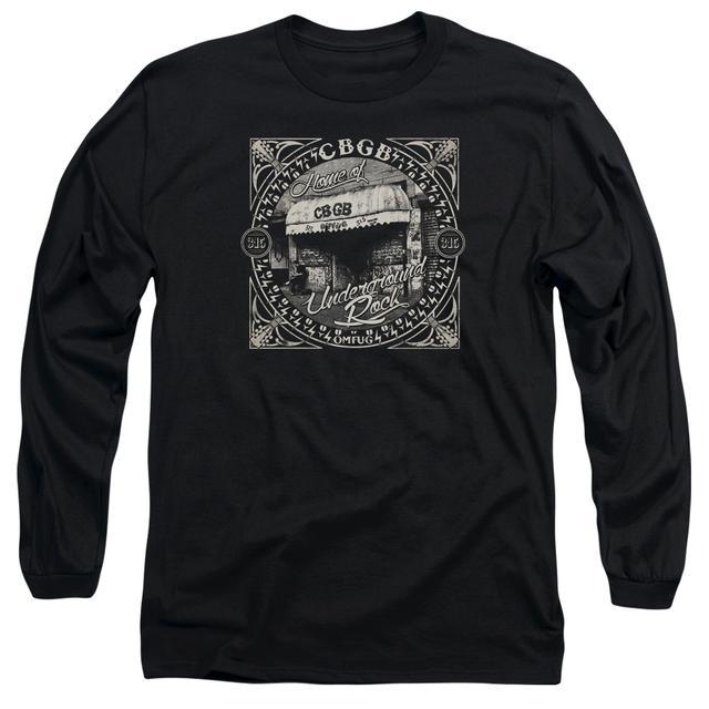 CBGB T Shirt | FRONT DOOR Premium Tee