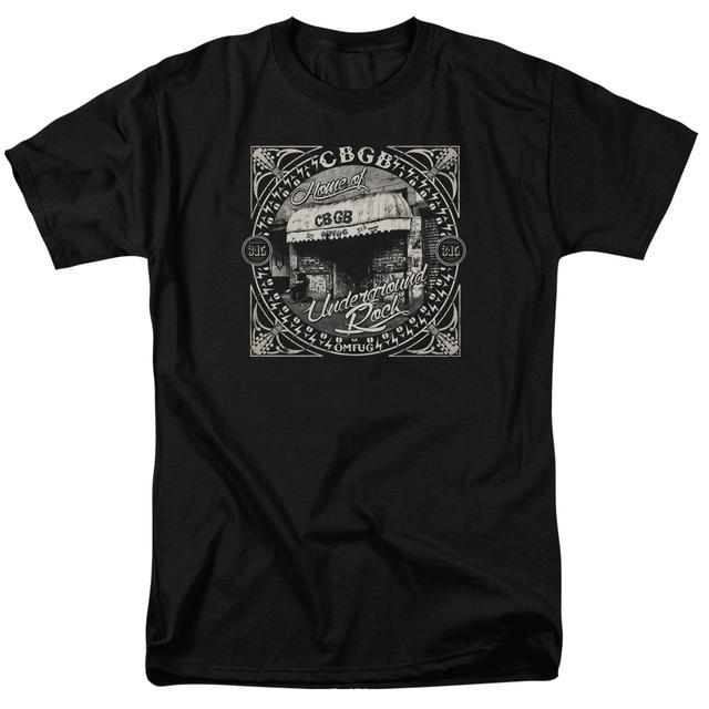 CBGB Shirt | FRONT DOOR T Shirt