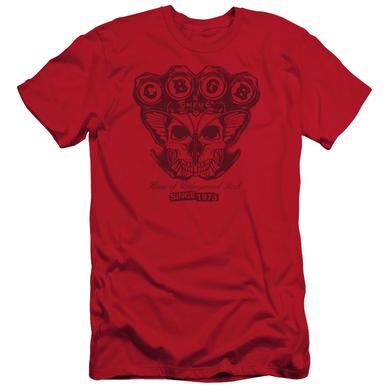 CBGB Slim-Fit Shirt | MOTH SKULL Slim-Fit Tee