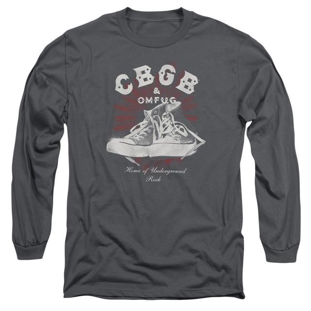 CBGB T Shirt | HIGH TOPS Premium Tee